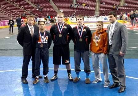 Sweet Success at Hershey for JM Wrestlers