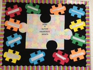Jefferson Morgan Lights Up Blue For Autism Awareness