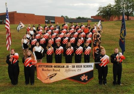 JM Band Places Second at Buckwheat Festival Parade
