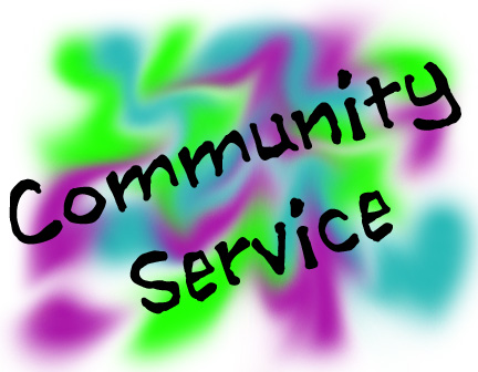 Community Service Projects at Jefferson-Morgan