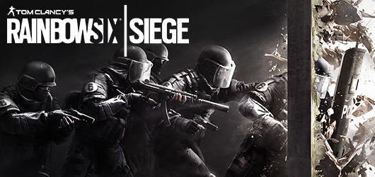 Tom Clancy's Rainbow 6 Siege Game Review
