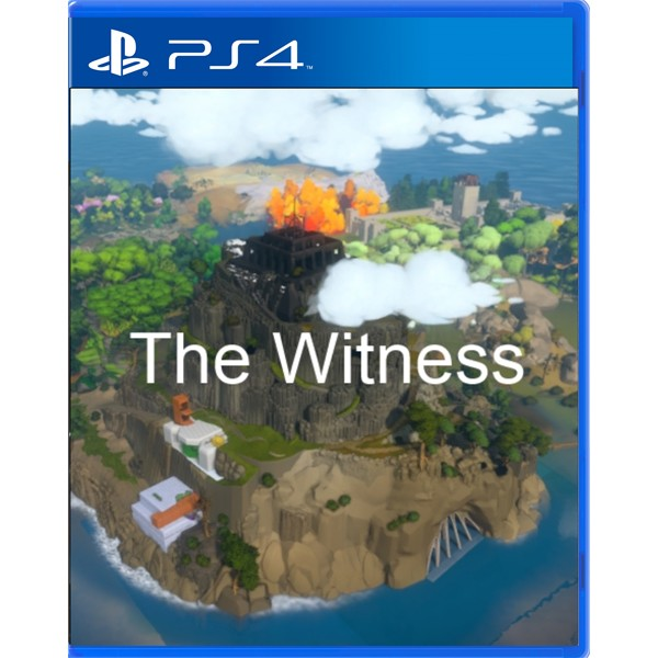 The Witness Game Review