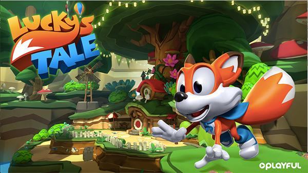 Luckys Tale Game Review