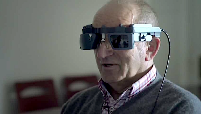 Internet Insider - Eyesight to the Blind