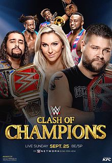 Clash of Champions Preview
