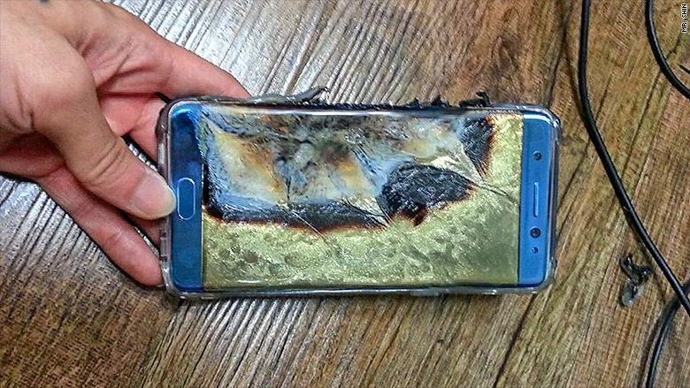 Samsung Recalling Galaxy Note 7s