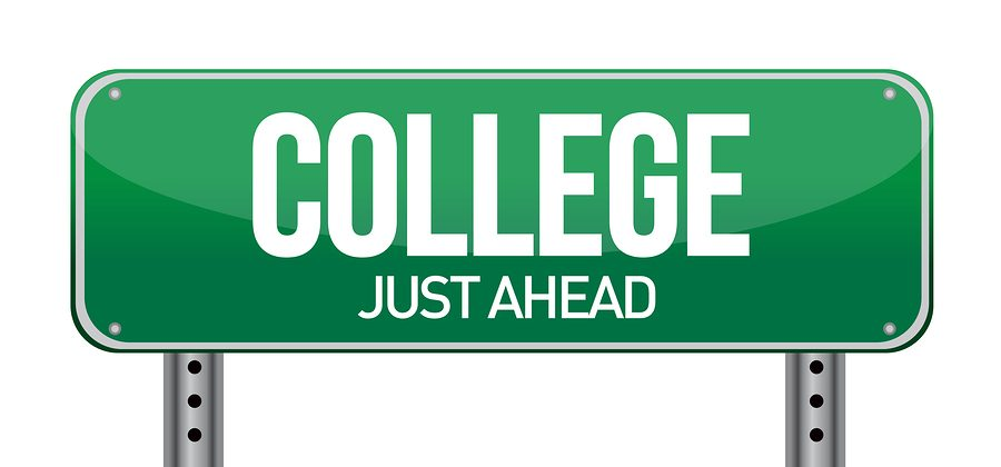 A Collision with College