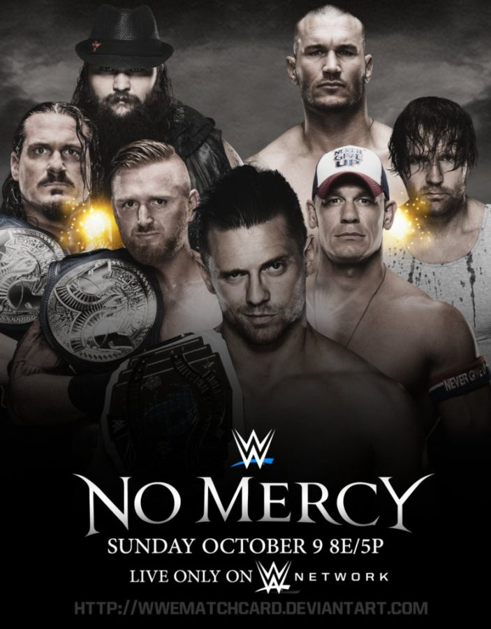 No Mercy Review