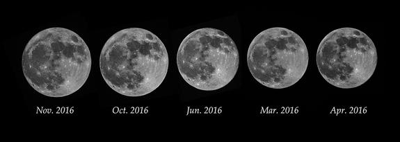 Super Moon, Super Beautiful