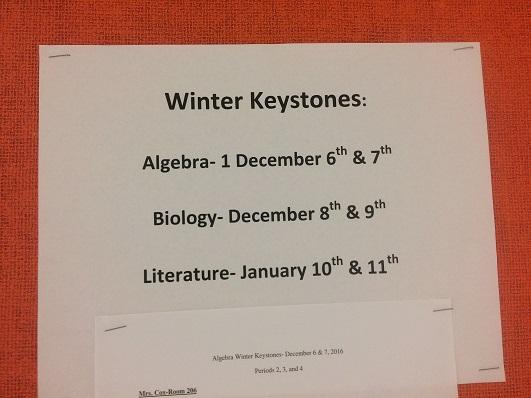 Keystone Dates