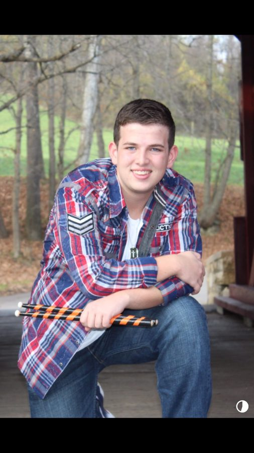 Michael Pochron Named Clarksville Lions Club Student of the Month for November