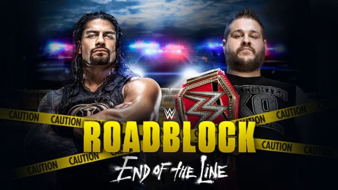 Roadblock: End of the Line Preview
