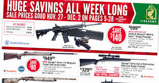 Black Friday Gun Sales Spike To Record High