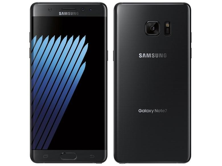 Galaxy Note 7 Results