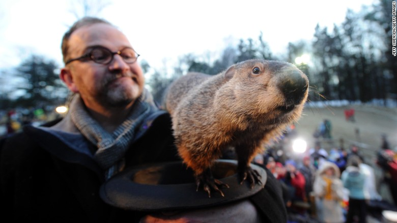 Groundhog Day: More Winter to Come