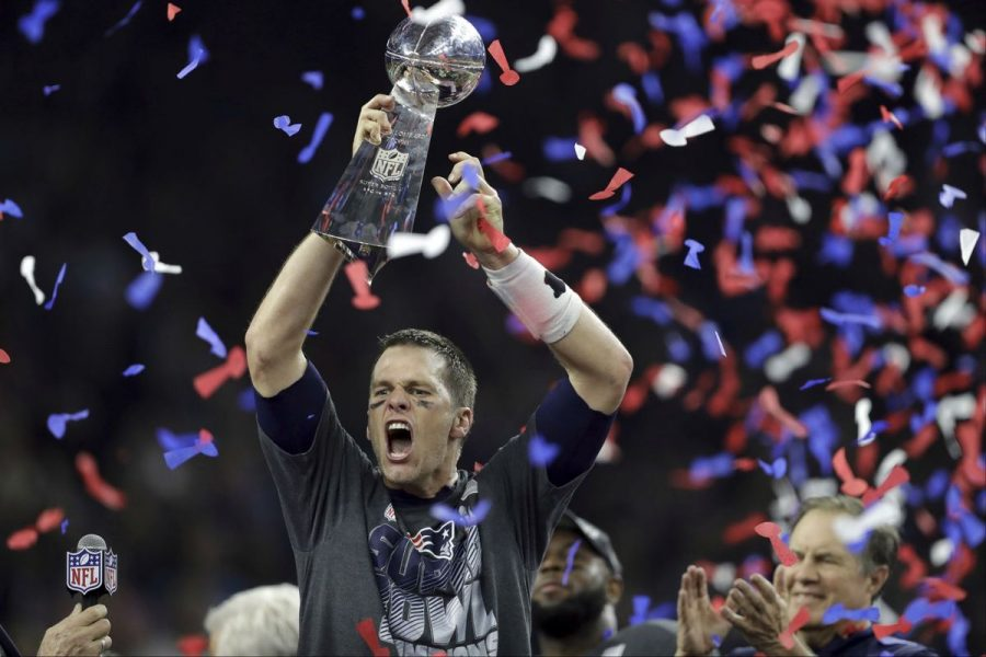 Brady and the Patriots get One for the Thumb