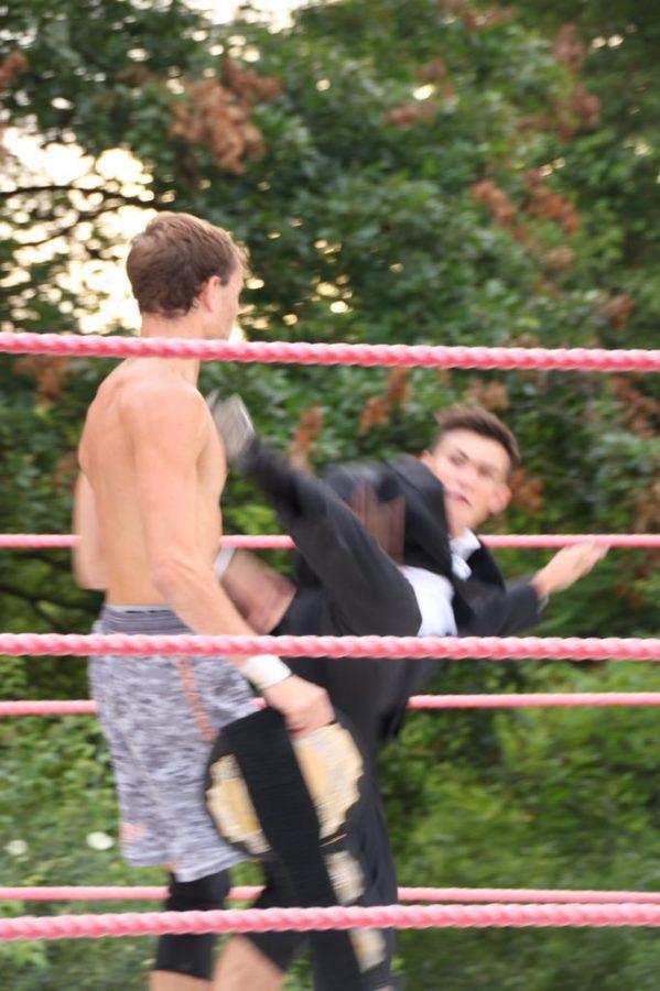 The Return of Greene County Wrestling