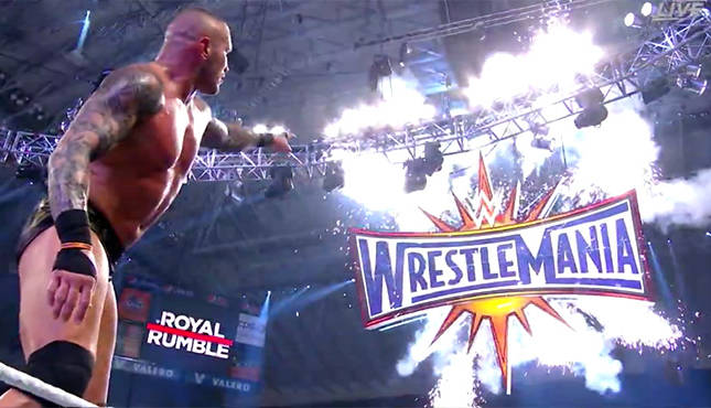 Royal Rumble Review