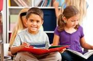 Reading can actually help with your education? Say what!
