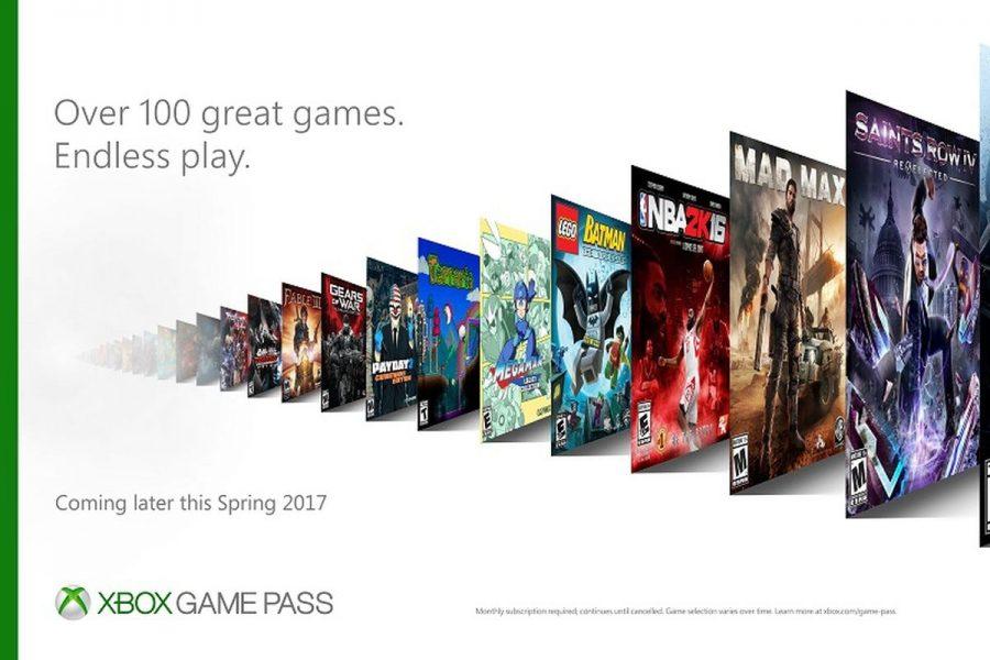 Microsoft's Gaming Subscription