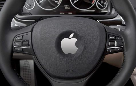 Apple Takes the Wheel