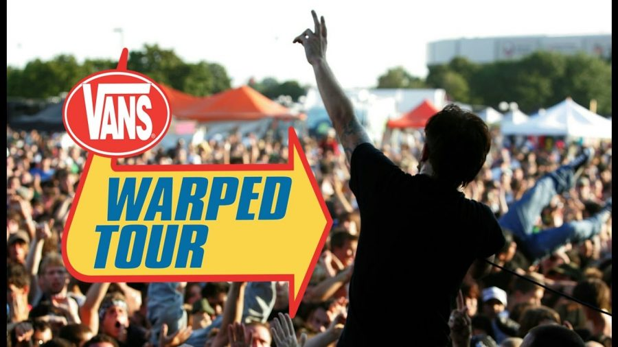 I Prevail making an appearance at Warped Tour?