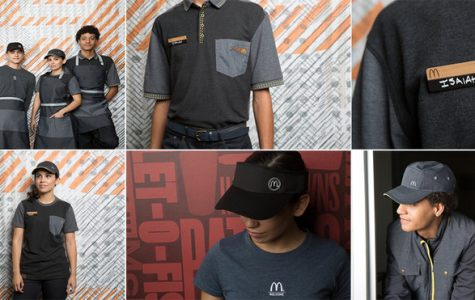 McDonald's New Uniforms