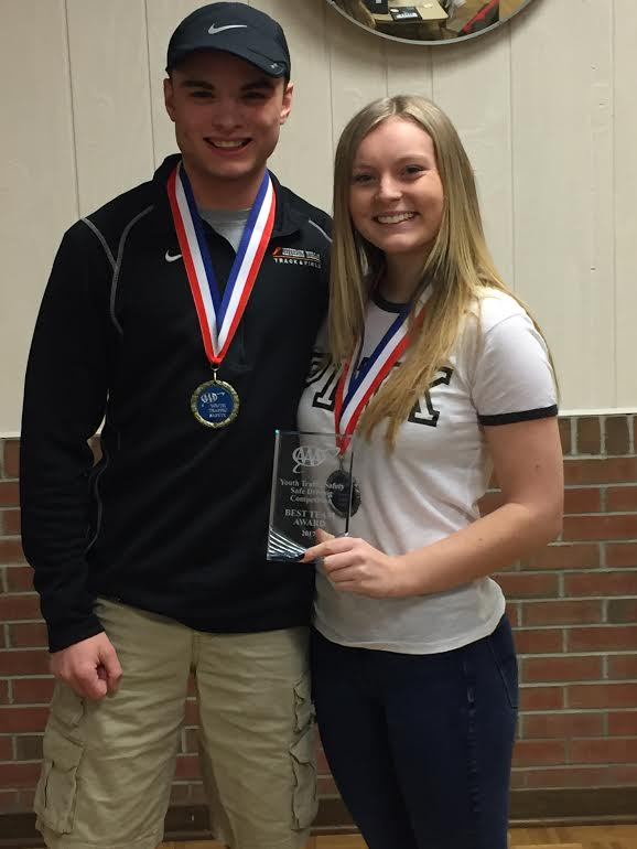 SADD Students Qualify for State Competition