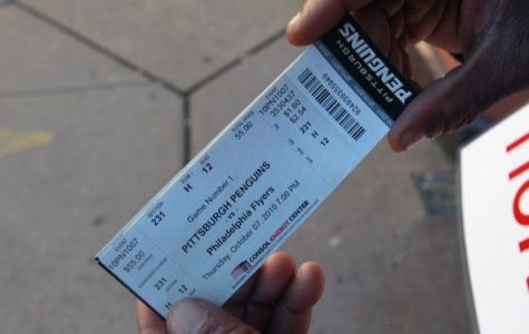 Counterfeiting Tickets