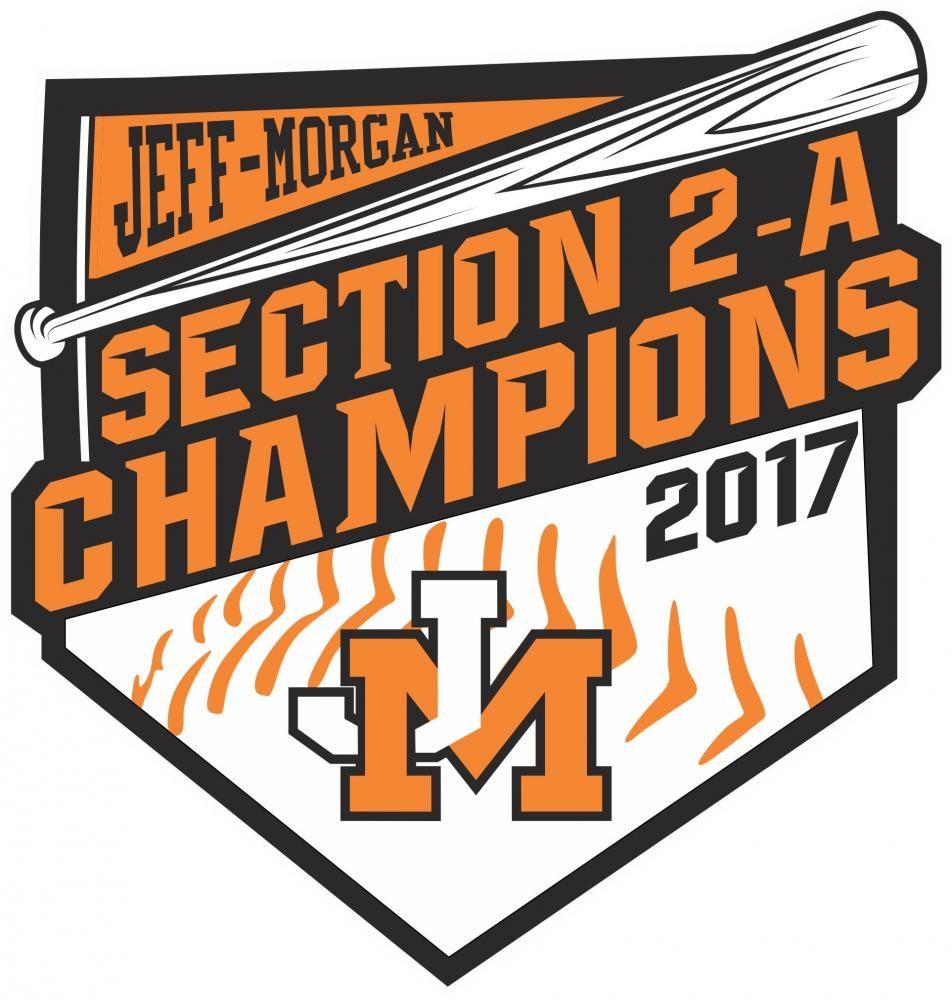 JM Baseball Section Champions Gear