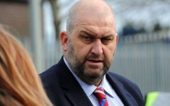 Carl Sargeant Incident