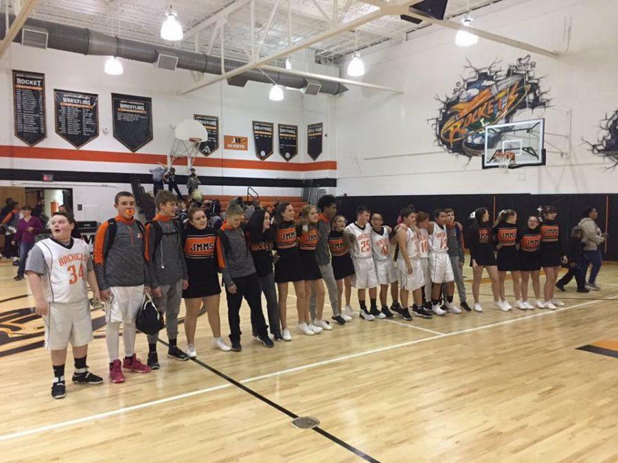 Junior-High Boys Basketball