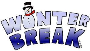 JM's Winter Break