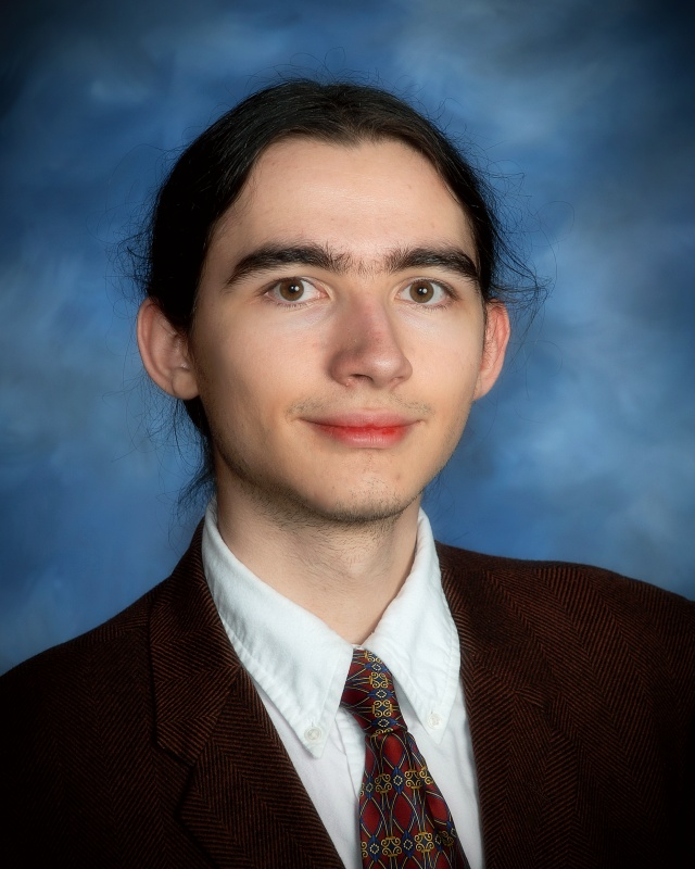 Connor Alcorn named Clarksville Lions Club December Student of the Month