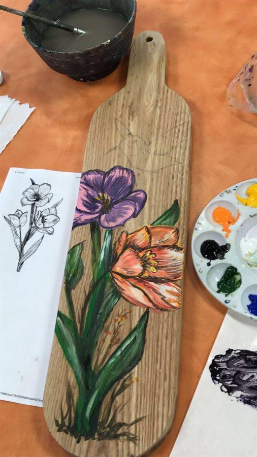 JM Art Club to Host Annual Art Show