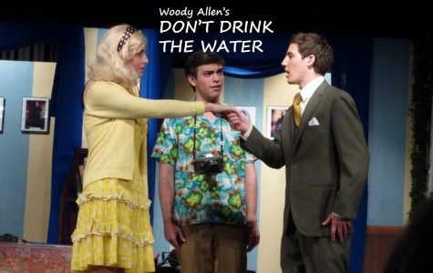 """JM's Drama """"Don't Drink the Water"""" Practice Begins"""