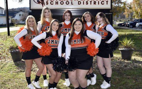 2018-2019 Cheerleaders