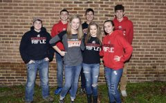 Waynesburg / Jefferson-Morgan Rifle Team Clinches 4th Section Title