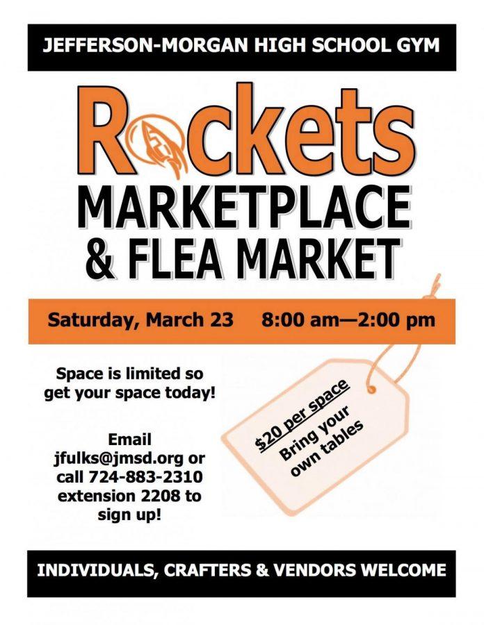 Rockets Marketplace & Flea Market