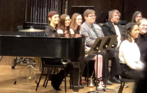 Burkett Attends Ohio State University High School Honor Band Weekend