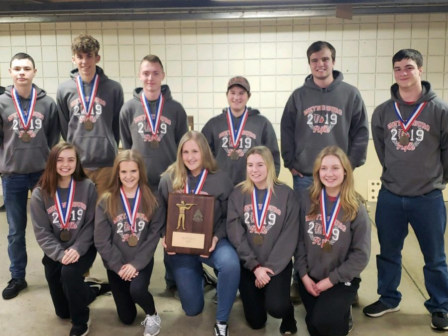 Rifle Team Goes To WPIAL Championship