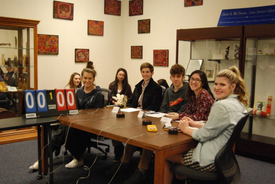 Jefferson Morgan's Academic Team Record Lands Them a Spot in Playoffs
