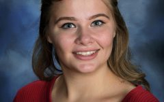 Braylee Pierce Named Jefferson-Morgan Centennial Lions Club February Student of the Month