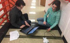 CS Academy Class Programs Finch Robots