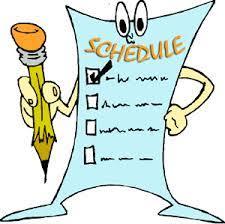 Spring Scheduling is Underway for 2019-2020 School Year