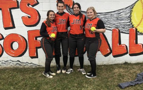 JM Softball Launches Into Sections