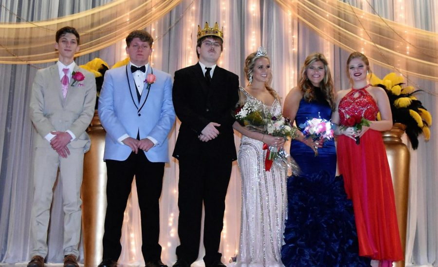Grand March: Is It in or Out?