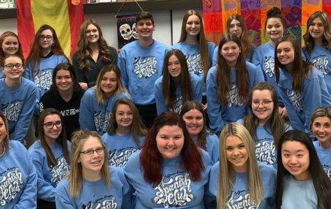 Spanish Club Plans Trip to Pitt Nationality Rooms