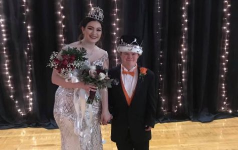Kratty and Kovach Named 2019 Prom King and Queen