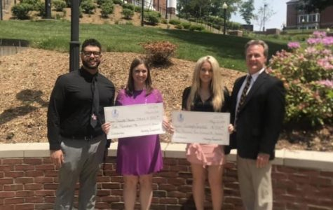 Shrader and Teasdale Awarded at 2019 Greene County Chamber of Commerce Spring Luncheon
